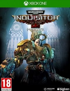Jaquette de Warhammer 40,000: Inquisitor - Martyr Xbox One