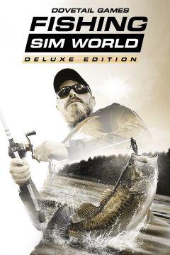 Jaquette de Fishing Sim World PC