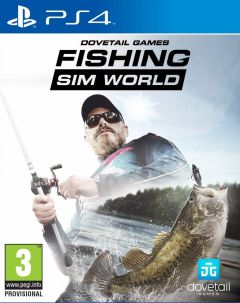 Jaquette de Fishing Sim World PS4