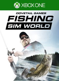 Jaquette de Fishing Sim World Xbox One
