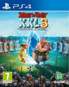 Jaquette de Astérix & Obélix XXL 3 : Le Menhir de Cristal PS4