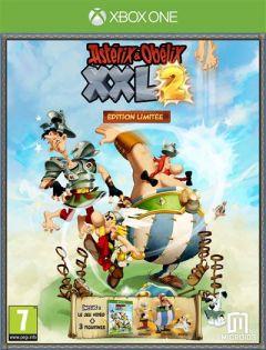Jaquette de Astérix & Obélix XXL 3 : Le Menhir de Cristal Xbox One