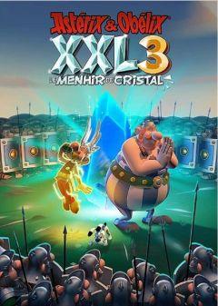 Jaquette de Astérix & Obélix XXL 3 : Le Menhir de Cristal PC