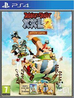 Jaquette de Astérix & Obélix XXL 2 (Remaster) PS4