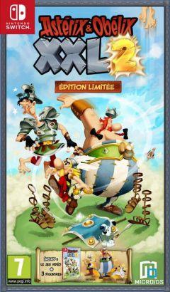 Jaquette de Astérix & Obélix XXL 2 (Remaster) Nintendo Switch