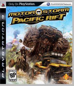 Jaquette de MotorStorm : Pacific Rift PlayStation 3