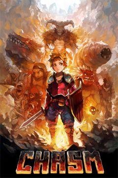 Jaquette de Chasm PS4