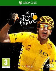 Jaquette de Le Tour de France 2018 Xbox One