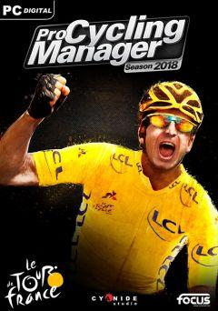 Jaquette de Pro Cycling Manager 2018 PC