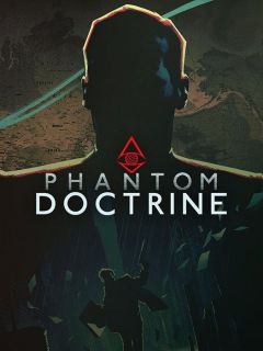 Jaquette de Phantom Doctrine PS4