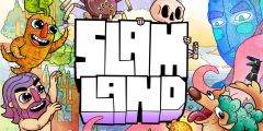 Jaquette de Slam Land Nintendo Switch