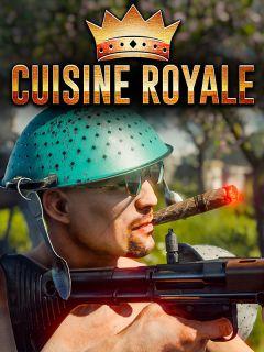 Jaquette de Cuisine Royale PC