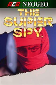 Jaquette de The Super Spy NeoGeo