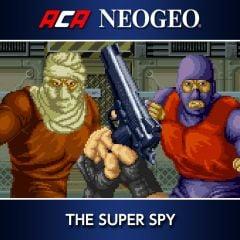 Jaquette de The Super Spy PS4