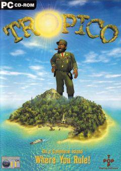 Jaquette de Tropico PC