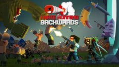 Jaquette de I Hate Running Backwards Xbox One