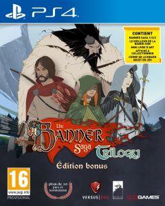 Jaquette de The Banner Saga Trilogy PS4