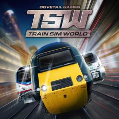 Jaquette de Train Sim World PC