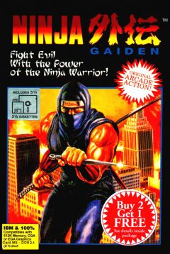 Jaquette de Shadow Warriors PC