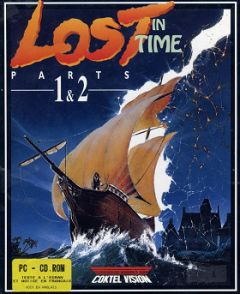 Jaquette de Lost in Time PC