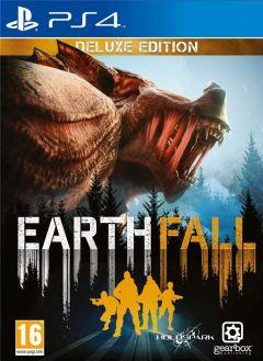 Jaquette de Earthfall PS4