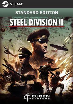 Jaquette de Steel Division 2 PC