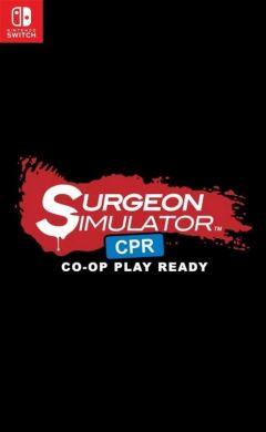 Jaquette de Surgeon Simulator CPR Nintendo Switch