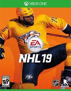 Jaquette de NHL 19 Xbox One