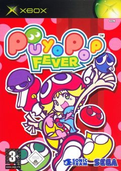Jaquette de Puyo Pop Fever Xbox