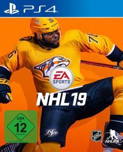 Jaquette de NHL 19 PS4