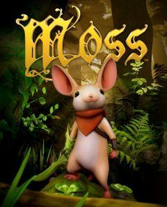 Jaquette de Moss HTC Vive