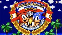Jaquette de SEGASonic Bros. Arcade