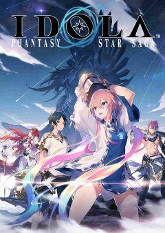 Jaquette de IDOLA Phantasy Star Saga iPad