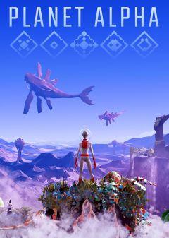 Jaquette de PLANET ALPHA Xbox One