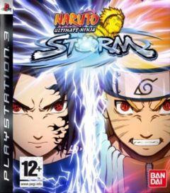 Jaquette de Naruto : Ultimate Ninja Storm PlayStation 3