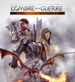 Jaquette de La Terre du Milieu : L'Ombre de la Guerre - Definitive Edition PS4
