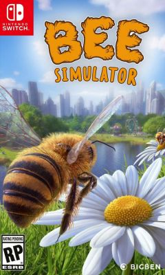 Jaquette de Bee Simulator Nintendo Switch
