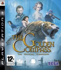 Jaquette de A la Croisée des Mondes : La Boussole d'Or PlayStation 3