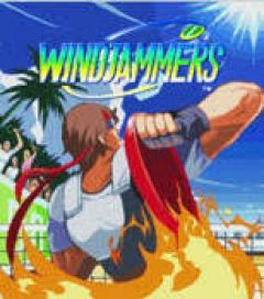 Jaquette de Windjammers Nintendo Switch