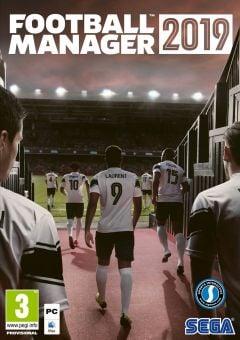 Jaquette de Football Manager 2019 PC