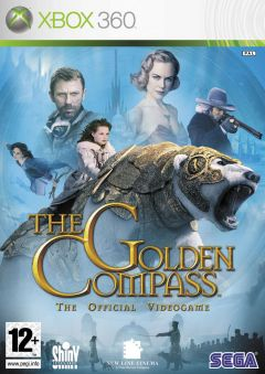 Jaquette de A la Croisée des Mondes : La Boussole d'Or Xbox 360