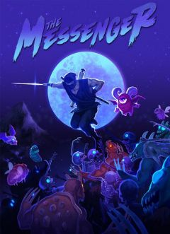 Jaquette de The Messenger Nintendo Switch