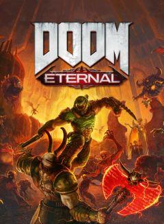 Jaquette de DOOM Eternal Nintendo Switch