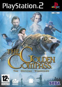 Jaquette de A la Croisée des Mondes : La Boussole d'Or PlayStation 2