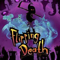 Jaquette de Flipping Death PS4