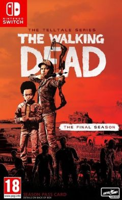 Jaquette de The Walking Dead L'Ultime Saison - Episode 3 : Innocence brisée Nintendo Switch