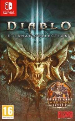Jaquette de Diablo III : The Eternal Collection Nintendo Switch