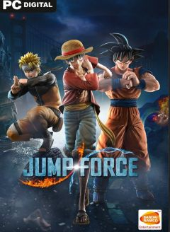 Jaquette de Jump Force PC