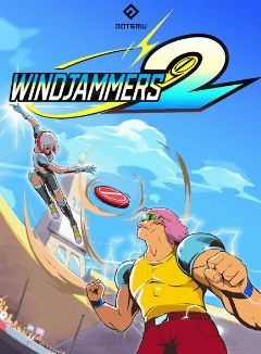 Jaquette de Windjammers 2 Nintendo Switch