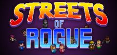 Jaquette de Streets of Rogue Nintendo Switch